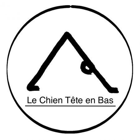 Logo Le Chien Tete en Bas