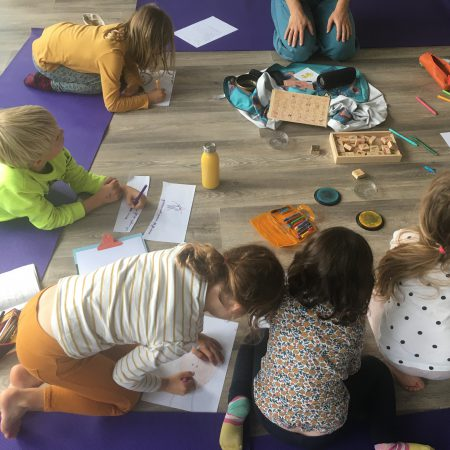 Atelier philo enfants